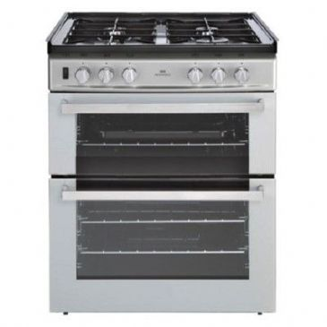 NEW WORLD 600DITC LPG COOKER SILVER 444444217